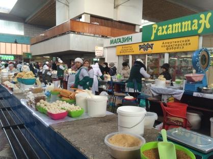 The Green Bazaar
